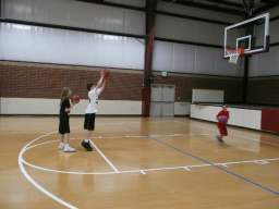 McCracken Basketball Camp Montpelier