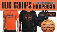 NBC Basketball Camp Gear 2014