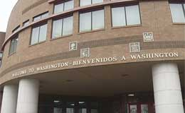 NBC Basketball Camp at Washington Middle School