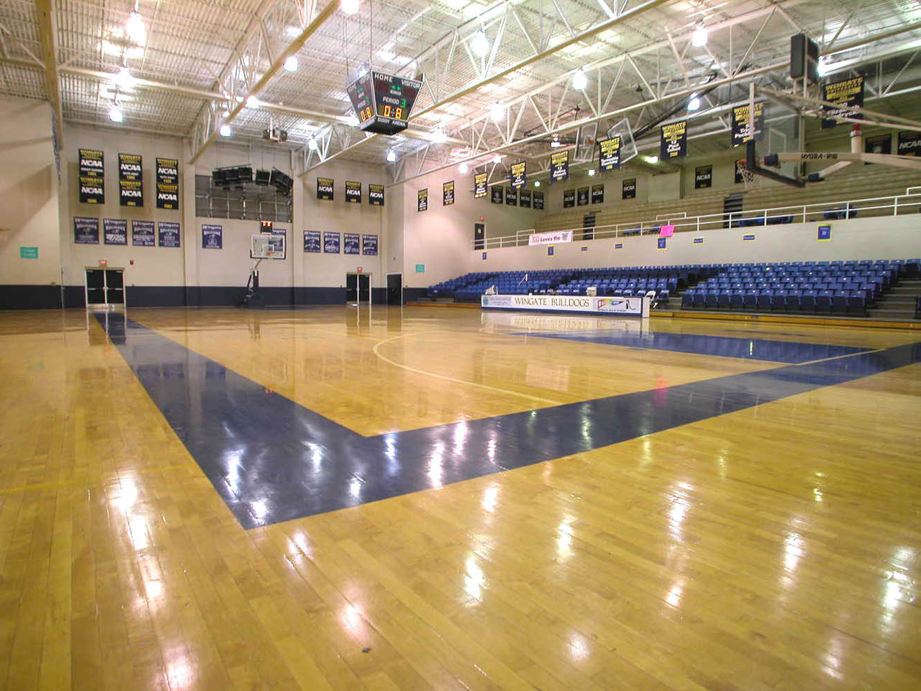 Nike girls basketball camp wingate university for The wingate