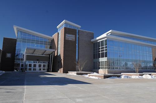Nike Basketball Camp Fairfax High School