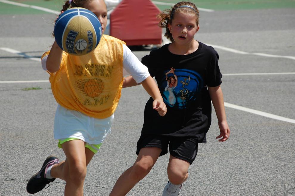 Behn Basketball Camps, Sarah Behn, Sudbury