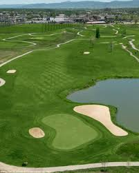 Nike Golf Camps, Broken Tee Golf Course