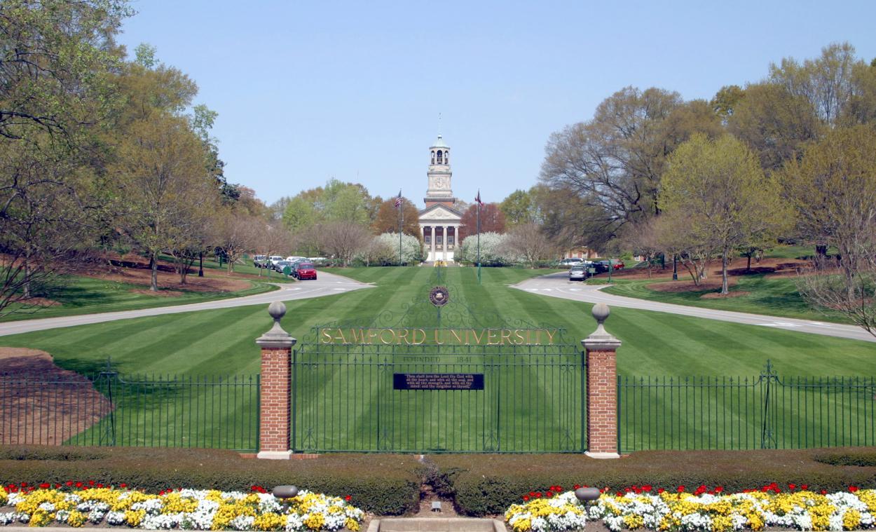Nike Golf Camps, Samford University