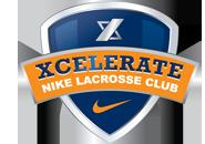 Xcelerate/Nike logo