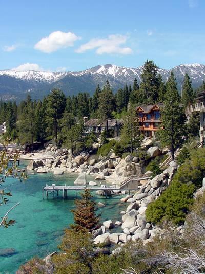 Nike Swim Camp Lake Tahoe