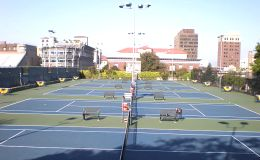 Nike Cal Tennis Camp at UC Berkeley