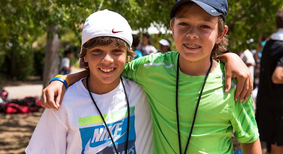 Summer Tennis Camp Stanford University 2014 Posting In