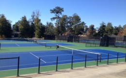 Nike Tennis Camp at University of Southern Mississippi
