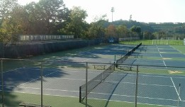 Nike Tennis Camp at West Virginia University