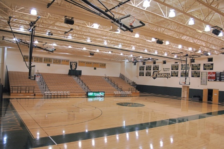 Nike Basketball Camps Blessed Trinity High School