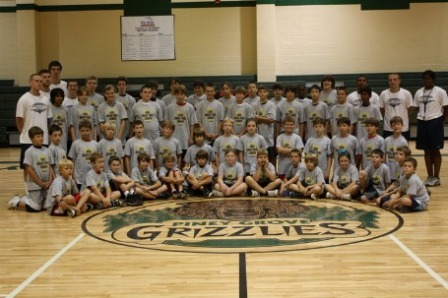 Nike Basketball Camp Piney Grove Middle School