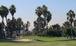 Nike Golf Camps, Rancho San Joaquin Golf Course