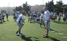 Nike Boys Lacrosse Camp University of San Diego