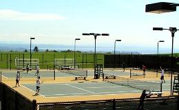 UC Santa Cruz Nike Tennis Camp
