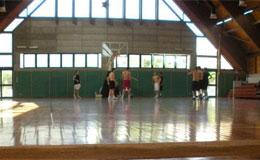 NBC Basketball Camp at Castel di Sangro