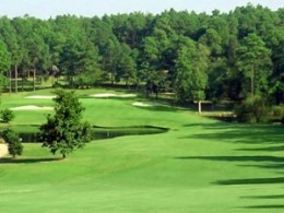 Nike Golf Camps, Pinewild Country Club