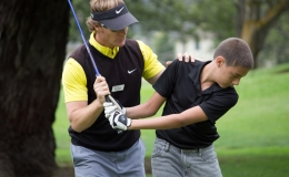 Nike Overnight Golf Camps  Camps