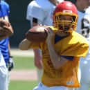 Throwing fundamentals are critical to a successful quarterback and thus a successful offense.