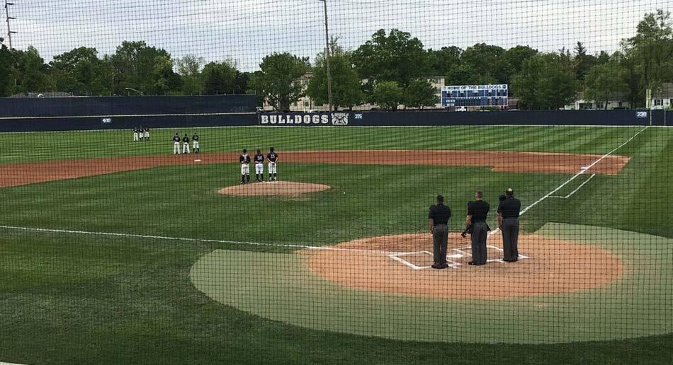 Nike Baseball Camp Butler University