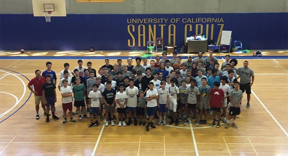 Player ONE powered by Nike Soccer Camps - UC Santa Cruz