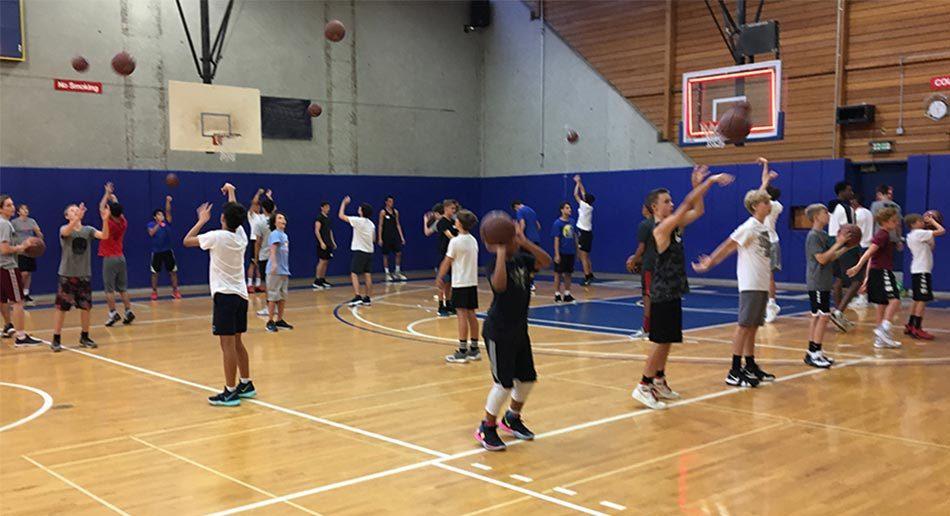 UC Santa Cruz Nike Volleyball Camp