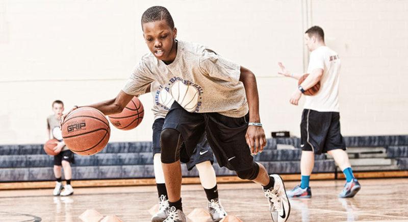sección cangrejo Naufragio  Nike Basketball Camp Virtual Training with National Director, Joel Green