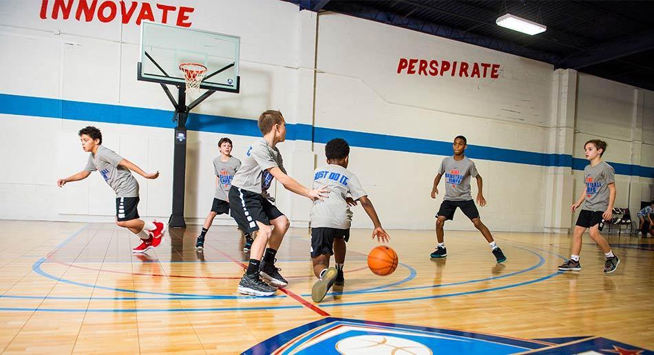 nike basketball camp