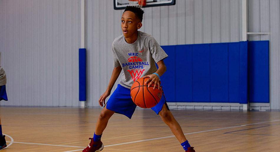 Malgastar Sueño áspero Mil millones  Nike Basketball Camp Virtual Training with National Director, TJ Jones