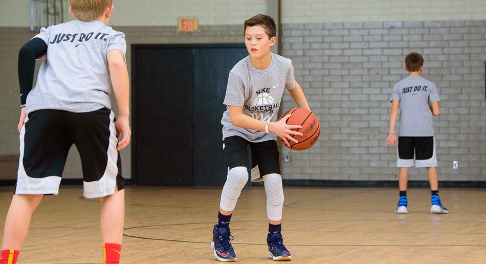Nike Boys Basketball Camp Denison