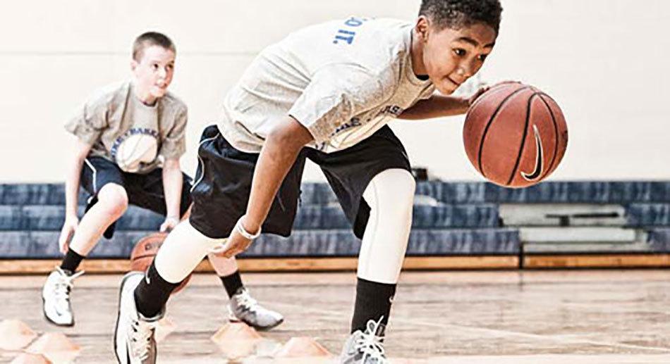 Nike Boys Basketball Camp Goose Creek