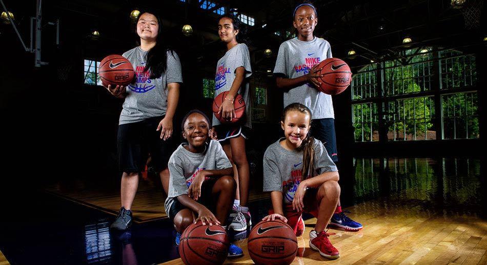 cocina célula fuego  Nike Girls Basketball Camp UC Santa Cruz