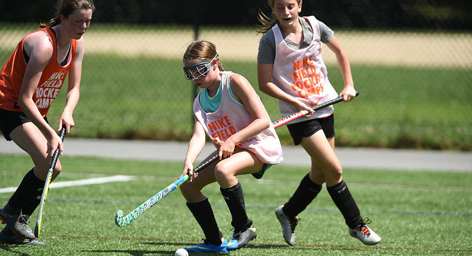 Field hockey's run to a red