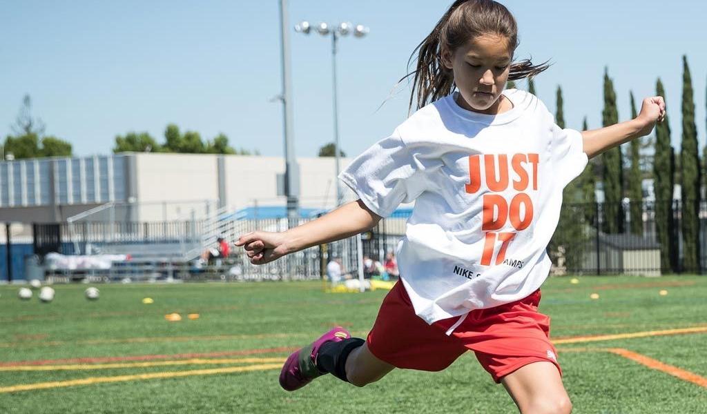Nike Girls Soccer Camps
