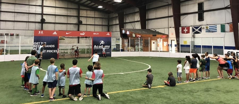 Advantage Academy Powered By Nike Soccer Camps Cedar Park