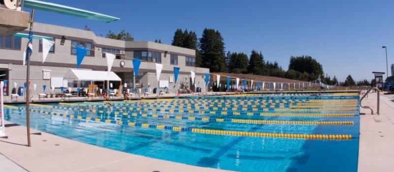 Nike Swim Camp At Uc Santa Cruz