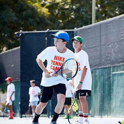 TYPE: Nike International Programs Junior Overnight Tennis Camps