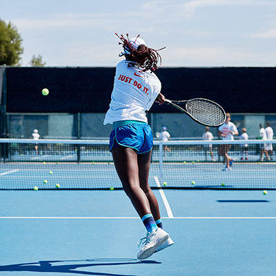 TYPE: Nike Junior Overnight Tennis Camps