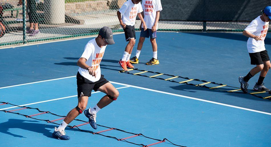 Prosperar fricción En el piso  Nike Tennis Camp in Lake Tahoe, Granlibakken Resort