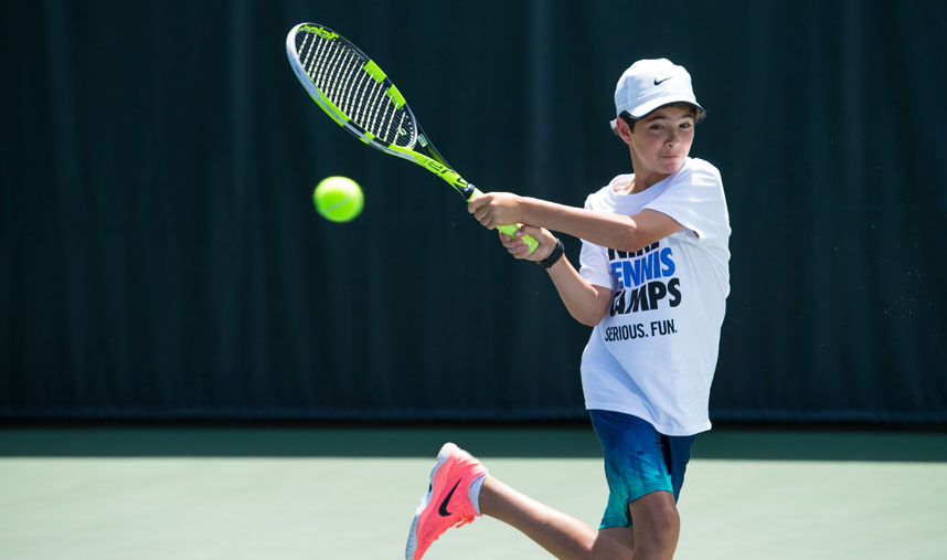 US Sports Camps Announces Nike Tennis