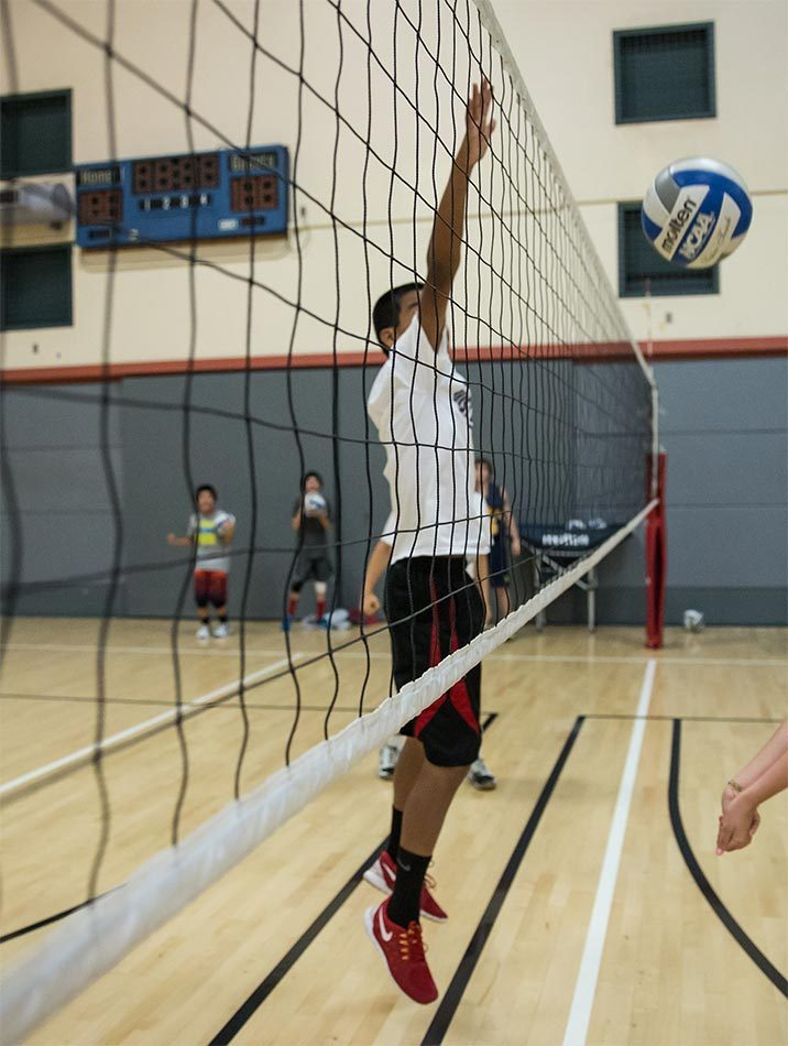 4 Tips To Improve Your Vertical Jump In Volleyball Volleyball Tips