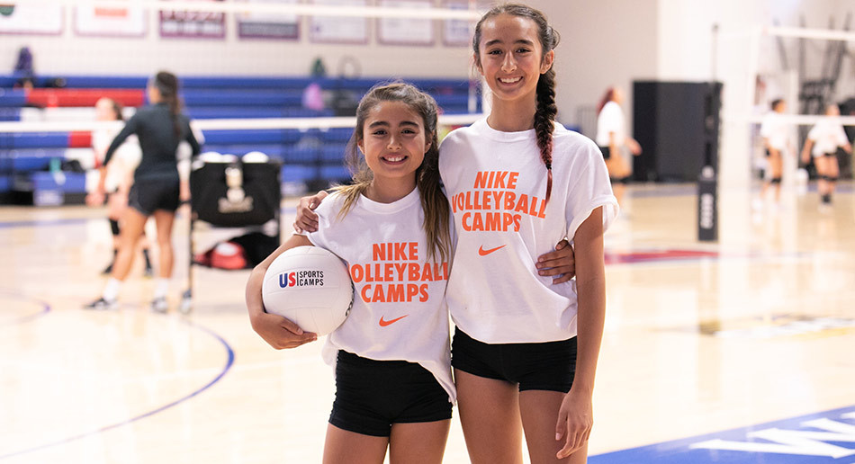 Nike Volleyball Camp At Concordia University Wisconsin