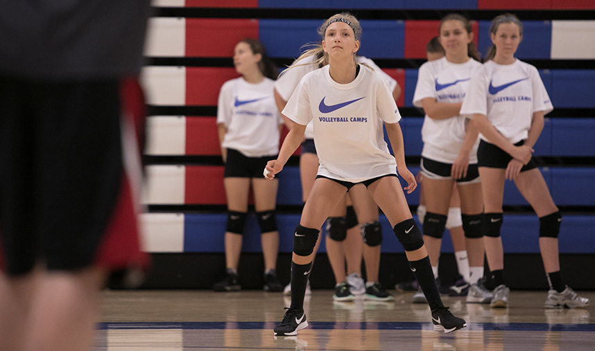 Nike Volleyball Camps Announces 2018 Summer Volleyball Camp Dates Volleyball News