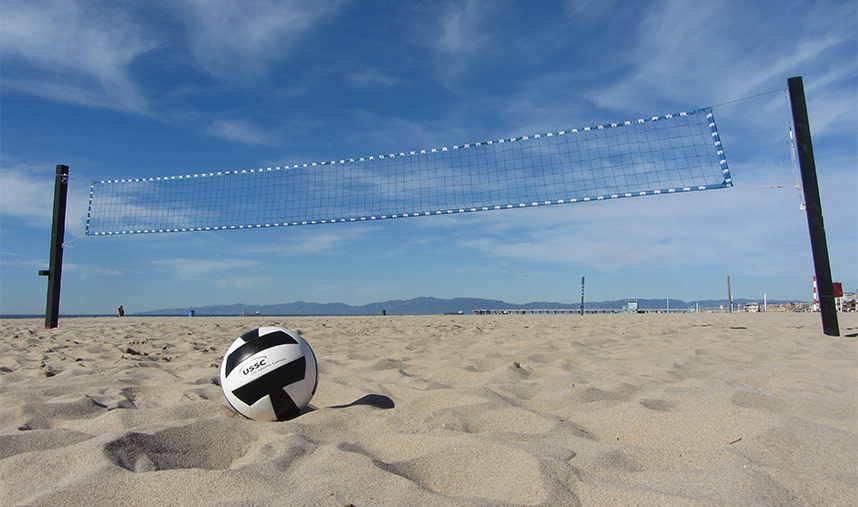 Beach Volleyball For Beginners Volleyball Tips