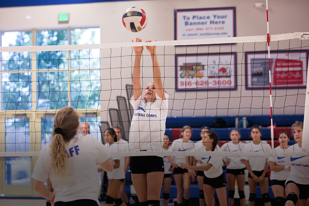 Nike Volleyball Camps In Texas