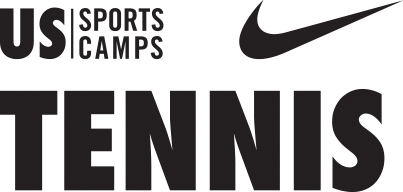 Fy17 Ya Ussc Nike Camp Tennis Logo Black