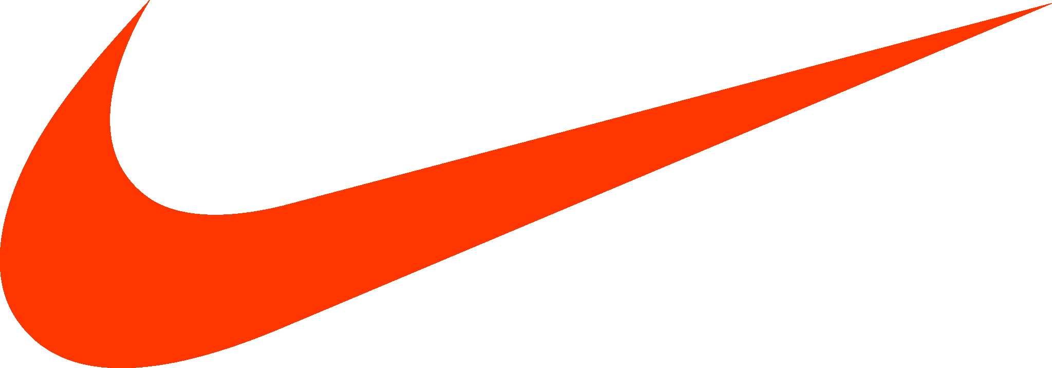 Orange Swoosh