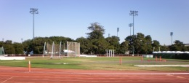 Cobb Track And Angell Field Lanes 4