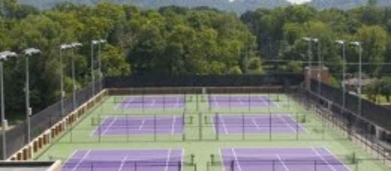Lipscomb University Nike Tennis Camp Courts