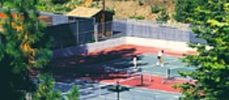 Nike Tennis Camps Tahoe Facility Photo